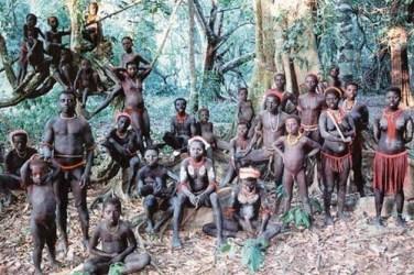 Sentinelese tribe